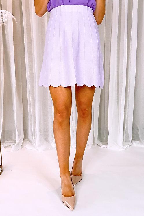 Juliette Lila Soft Skirt