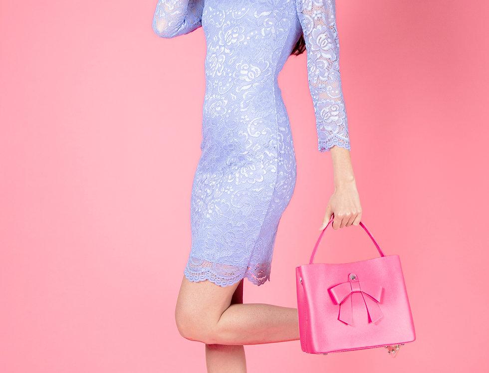 Always In Love Blue Dress