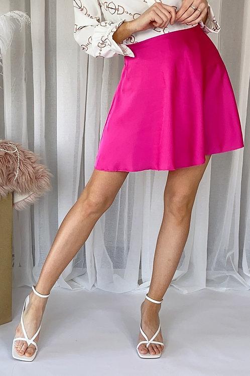 Maggie Skirt Fushia