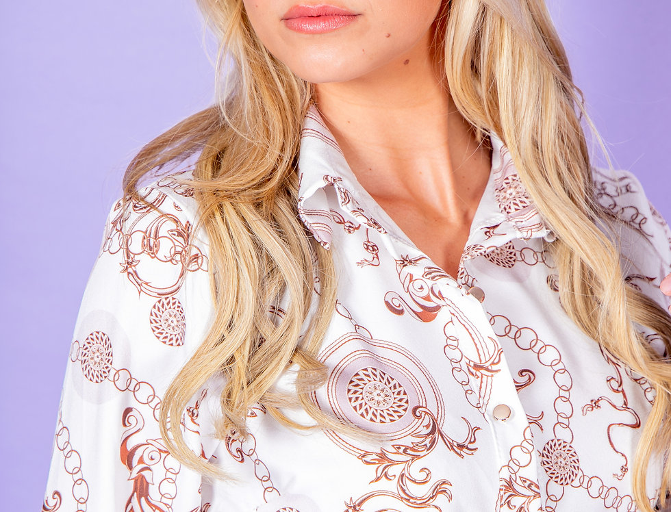 Let's Be Classy Blouse