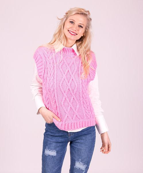 Girly Pink Debardeur