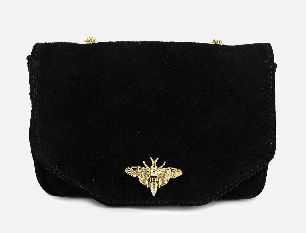 Rosalie Little Black Handbag