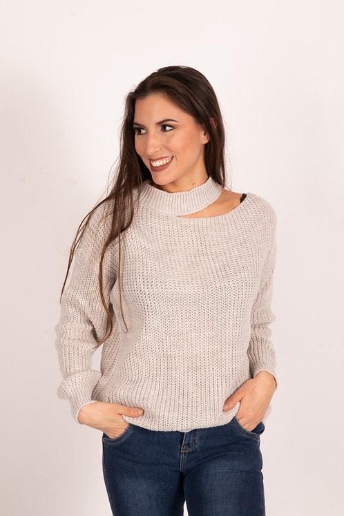Shirley Cut Out Jumper Top
