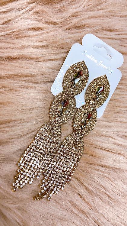 Trésor Golden Earrings