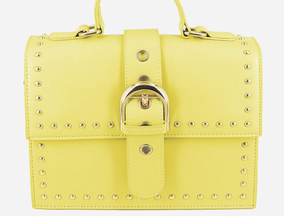 Teach Me Yellow Handbag