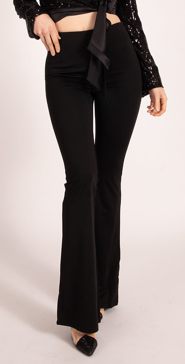 Mady Black Classy Trousers