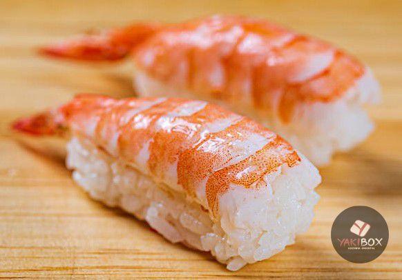 Niguiri Shrimp
