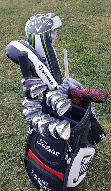 Grant Thomas Golf | WITB | Sydney, Australia