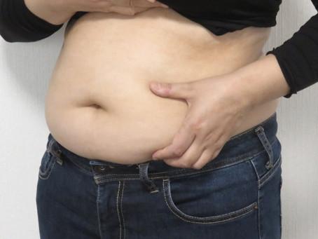 中年太りの原因のお話