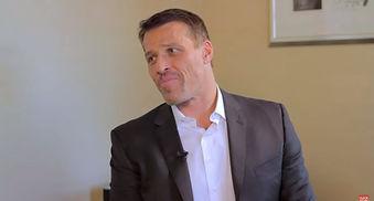 Tony Robbins:  7 Secrets to Financial Freedom