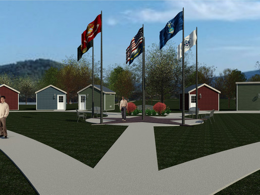 """Apartment conversion, """"tiny house"""" project for veterans get Harrisburg zoning approval"""
