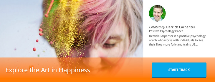 Explore the Art in Happiness