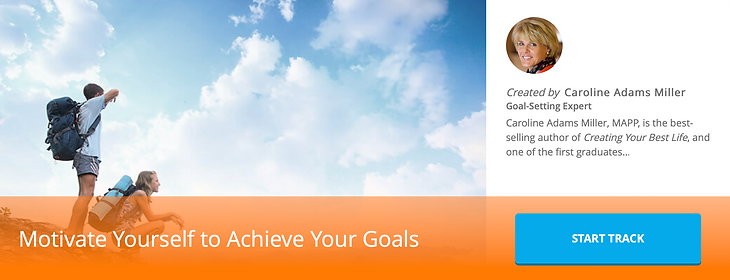 Motivate Yourself to Achieve Your Goals