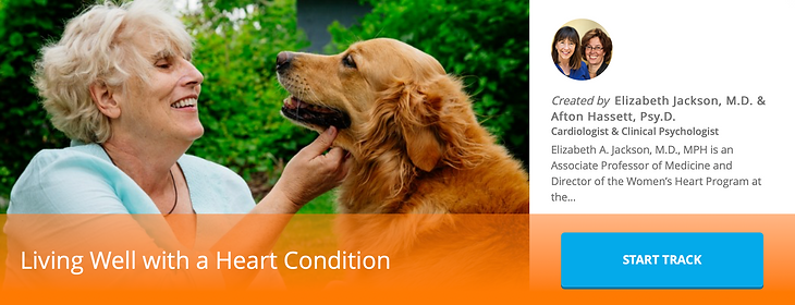 Live Well with a Chronic Heart Condition