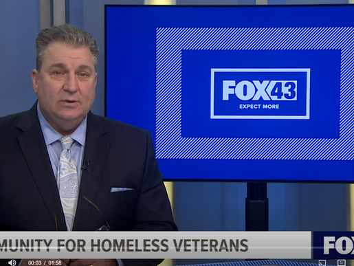 Homeless veterans in Dauphin County will soon have a place to call home