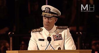 Admiral McRaven:  The Basics