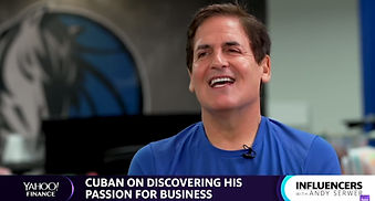 Mark Cuban:  What it Takes to be Successful