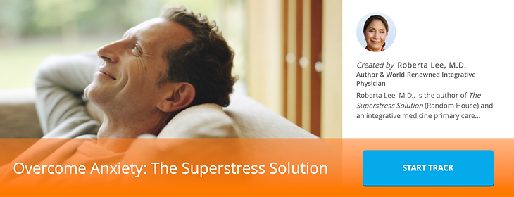 Overcome Anxiety: The Superstress Solution