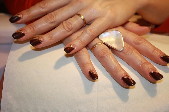 Manucure par Angèle'Esthétique