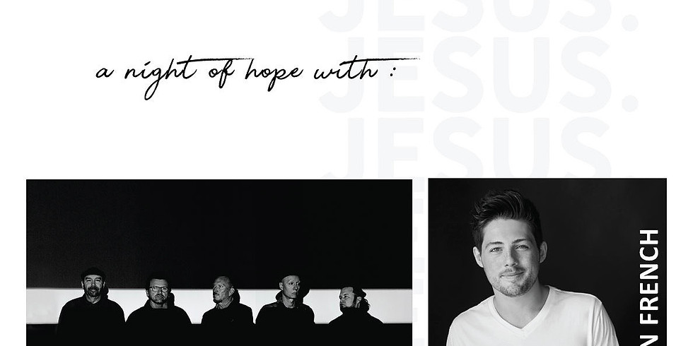 NewSong & Austin French Just Jesus Tour