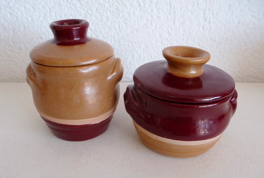 Small Casseroles by Dominique