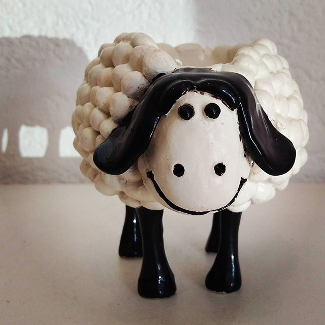 Sheep toothpick holder by Mehry