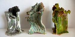 Sculptures by Pat