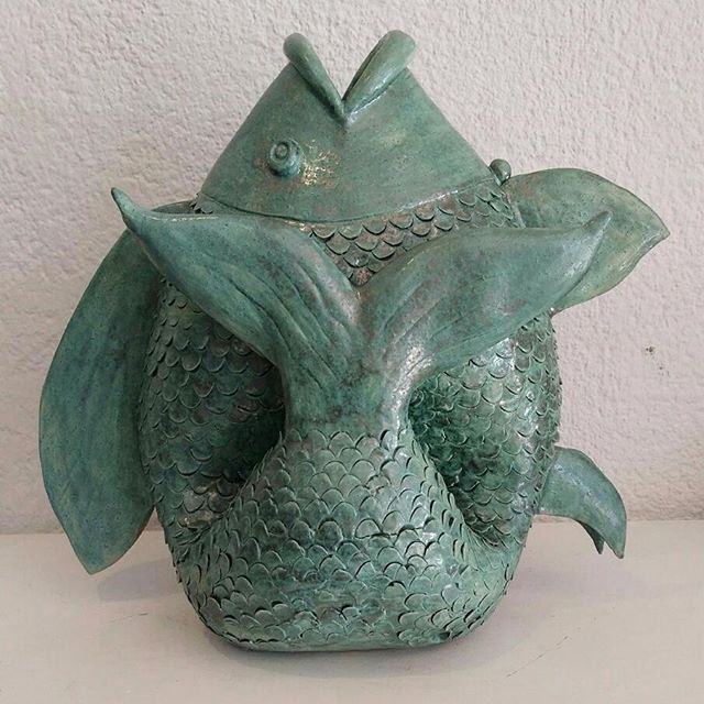Fish vessel by Nor