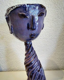 Sculpture by Helen B