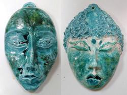 Masks by Maria B