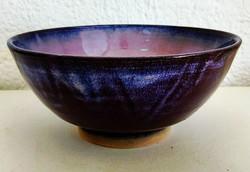 Thrown bowl by Suzie
