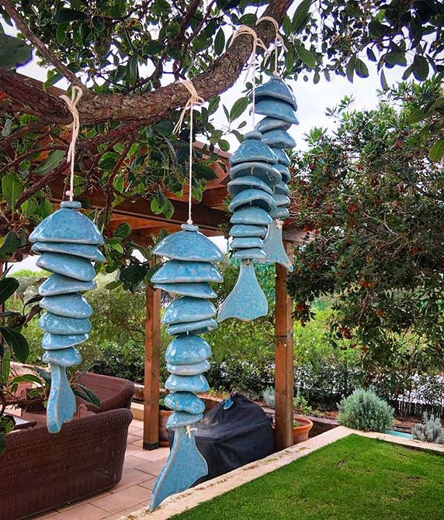 Wind chimes by Sam