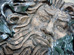 Poseidon Tile by Harry
