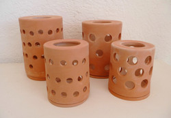 Candle lamps by Cornelia
