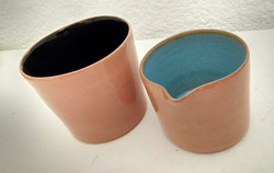 Thrown vessels by Shannon