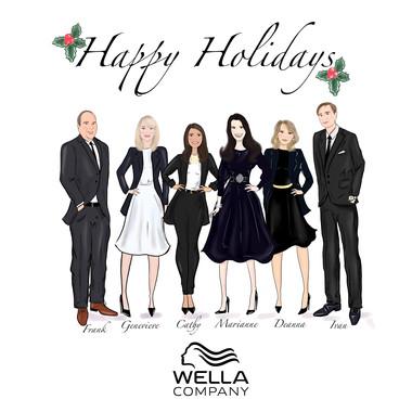 Wella Company Team