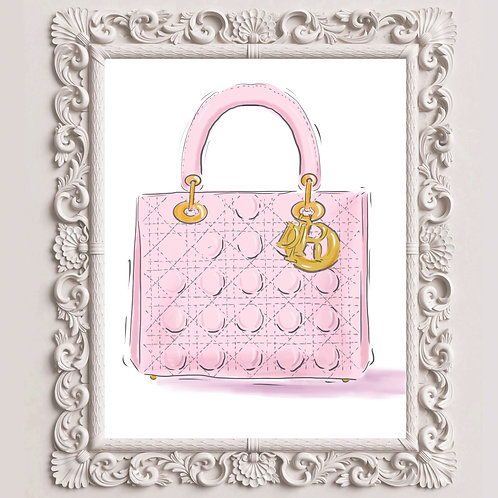 Limited Edition: Pink Dior