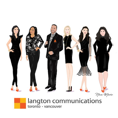 Langton Communications Team