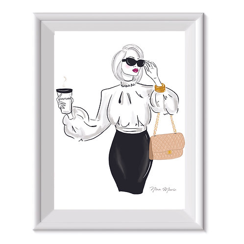 Limited Edition: Coffee and Couture
