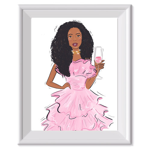 Limited Edition: Ruffles & Champagne