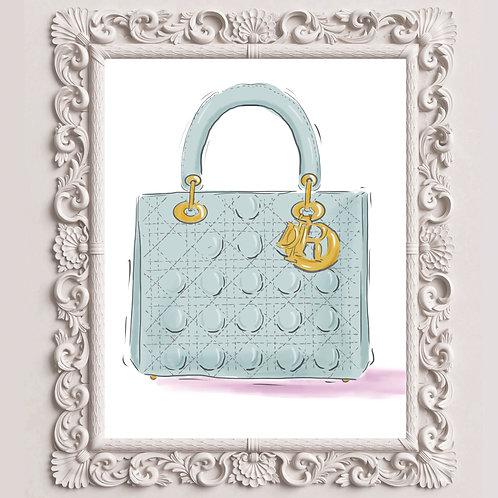 Limited Edition: Blue Dior