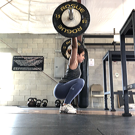 Well Balanced Shoulders for Weightlifting