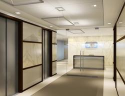 JGC - Elevator Lobby