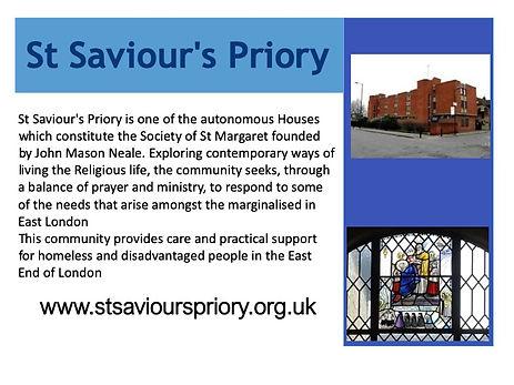 St Saviours