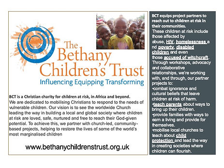 Bethany Children's Trust