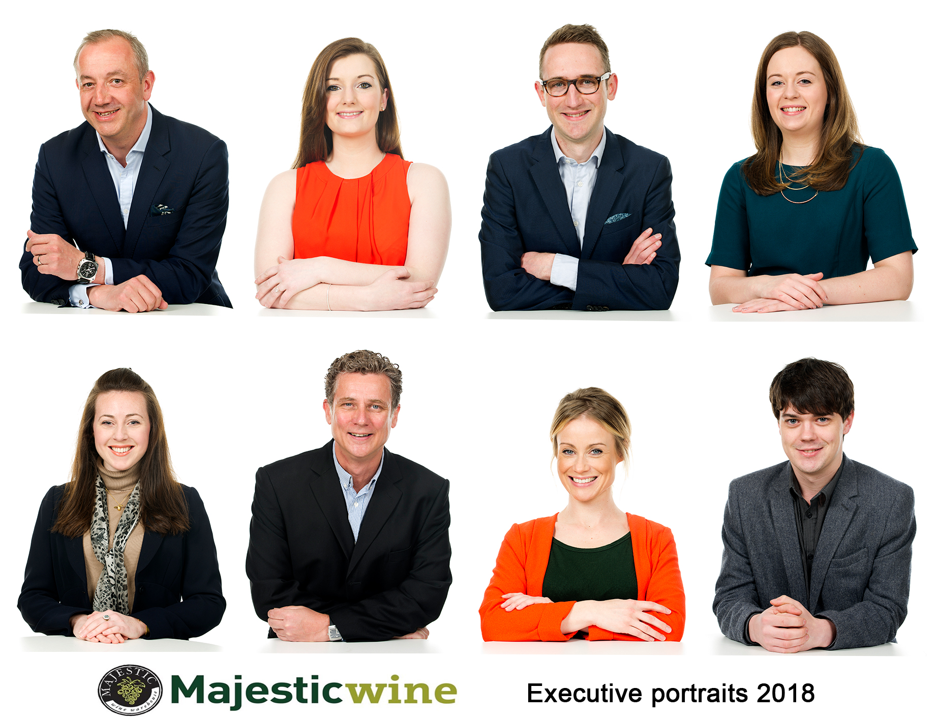 Majestic Wine Staff