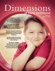 DimensionsSpring issue cover