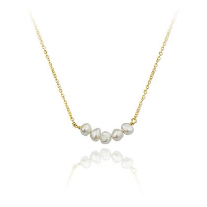Pearli Necklace