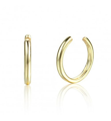 Gold Colombo Earcuff