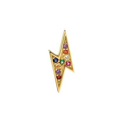 Rainbow Bintang Earrings